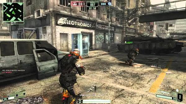 Game bắn súng đình đám Dizzel chính thức mở cửa 1