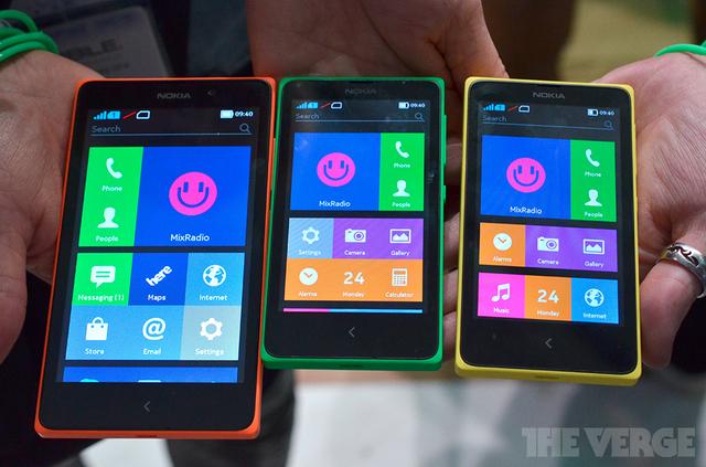 Chờ đợi Nokia X2, kỳ vọng một đối thủ xứng tầm với Zenfone