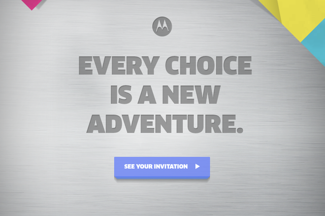 Motorola trình diễn smartwatch Moto 360, Moto G2, Moto X+1 vào ngày 4/9