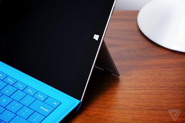 Microsoft tặng 600 USD cho khách hàng đổi từ MacBook Air sang Surface Pro 3