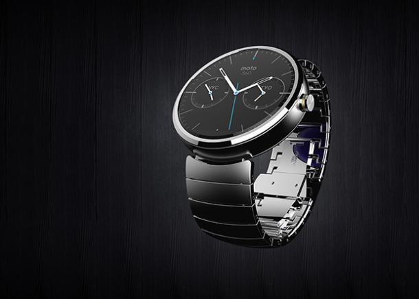 Tin đồn: Đồng hồ Moto 360 sẽ dùng kính sapphire, hỗ trợ sạc không dây