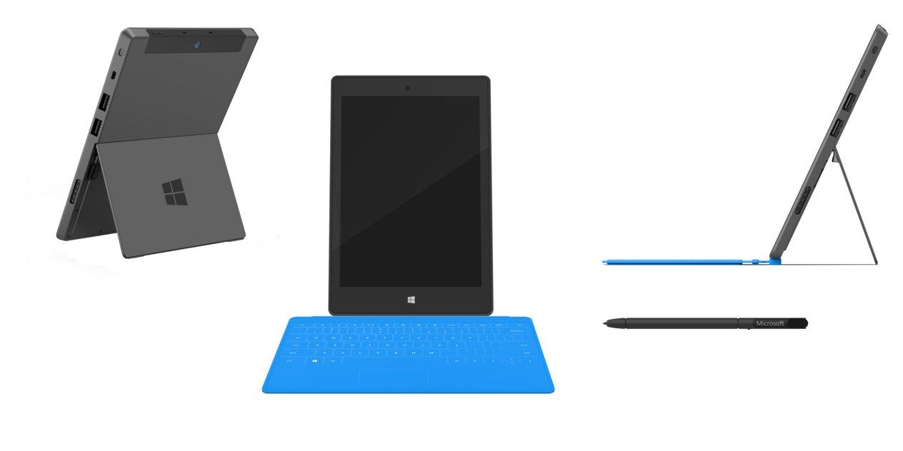 Microsoft sớm ra mắt Surface mini vào tháng 9