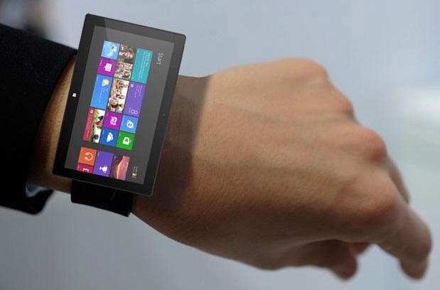 Tin đồn: Ông lớn Microsoft cũng nhảy vào thị trường smartwatch
