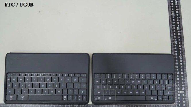 Lộ diện bàn phím rời dành riêng cho Nexus 9