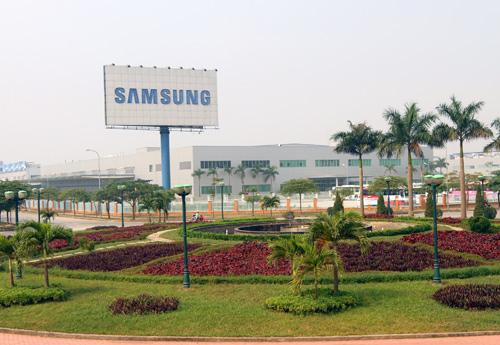 Samsung đang muốn đẩy mạnh lượng sản xuất smartphone tại nhà máy Việt Nam - Ảnh: Thành Luân