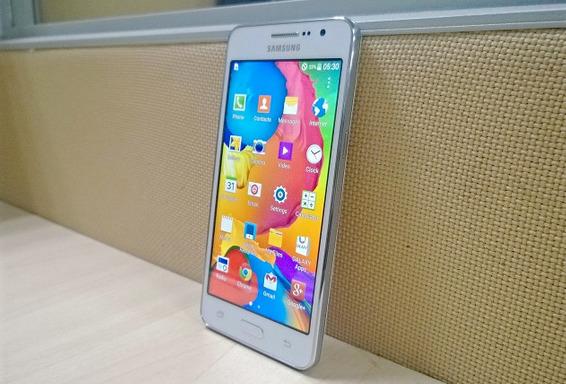 """Rò rỉ smartphone chuyên """"tự sướng"""" Samsung Galaxy Grand Prime tại VN"""