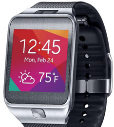 Samsungs first Android Wear smartwatch might be announced at Google I/O