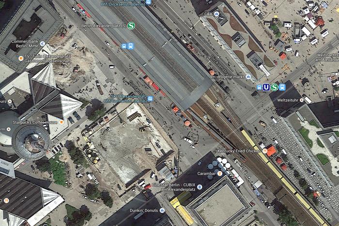 Google và Bing sắp có hình ảnh vệ tinh độ phân giải cao