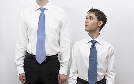 Nghiên cứu khoa học cho thấy người có chiều cao sẽ thông minh hơn
