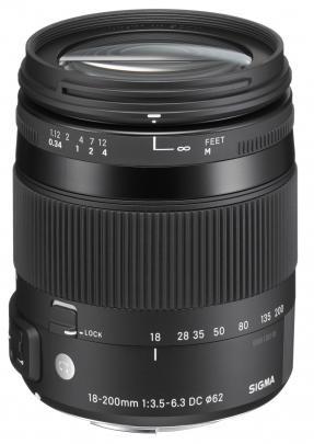 Sigma 18-300mm F/3.5-6.3 DC Macro OS HSM