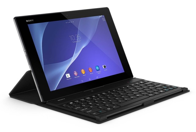 Sony BKC10 Bluetooth Keyboard with Cover Stand_1