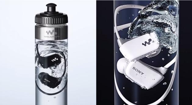 Màn quảng cáo máy nghe nhạc Walkman ấn tượng của Sony