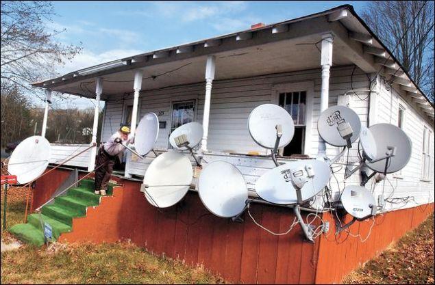Kính viễn vọng vô tuyến có thể được tái chế từ chảo vệ tinh
