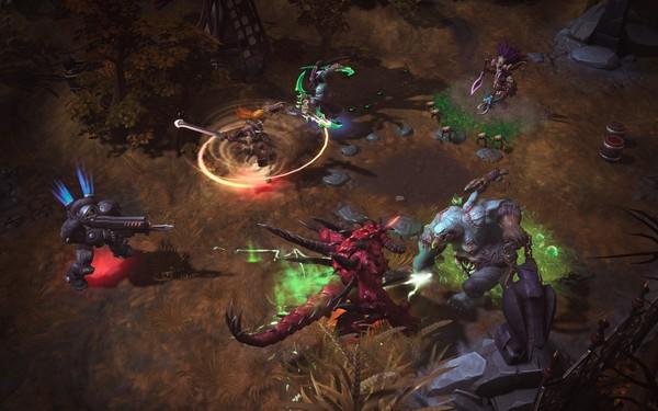 Asiasoft bất ngờ mang Heroes of the Storm về ĐNÁ, cơ hội cho Việt Nam 2