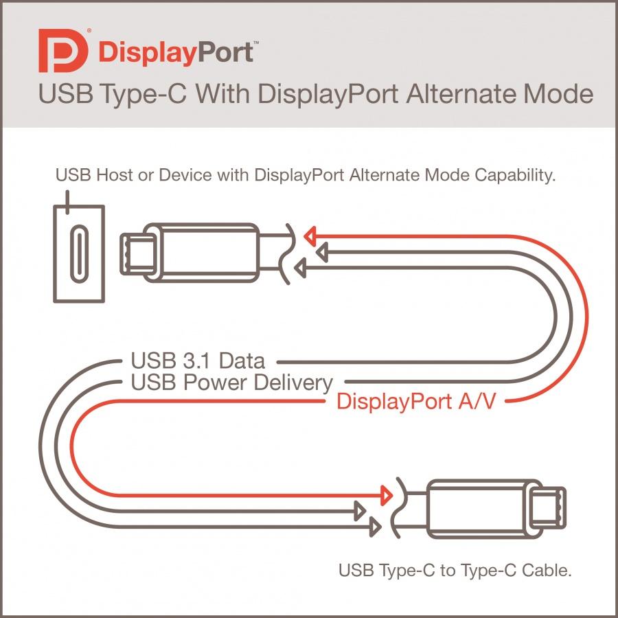 USB Type C Display Port