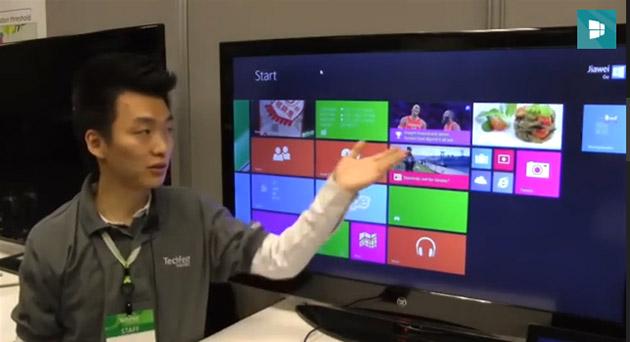Microsoft thử nghiệm dạng Live Tile tương tác cho Windows 8.1
