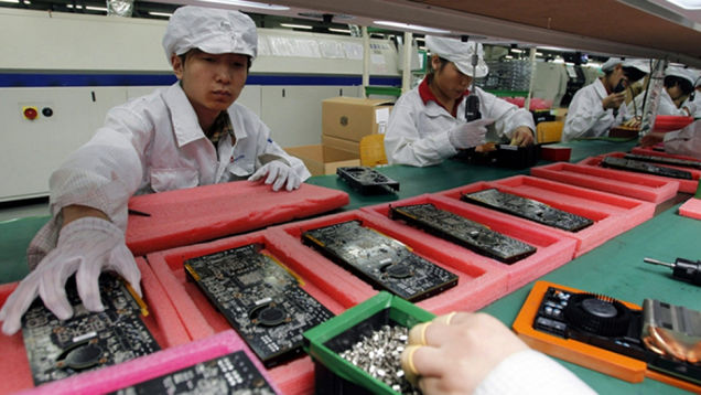Report: Chinas Tech Factories Are Abusing Poor Interns