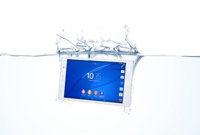 Sony trình làng máy tính bảng 8 inch mỏng, nhẹ nhất thế giới