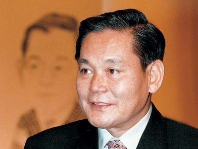 Chủ tịch Samsung Lee Kuhn-Hee