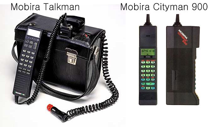 Nokia-mobira-talkman-si-mobira-cityman.