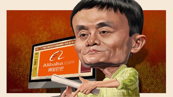 Jack Ma: Ông trùm TMĐT đi lên từ hai bàn tay trắng