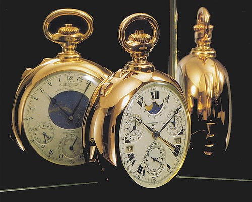 10 chiếc đồng hồ đeo tay đắt giá nhất thế giới