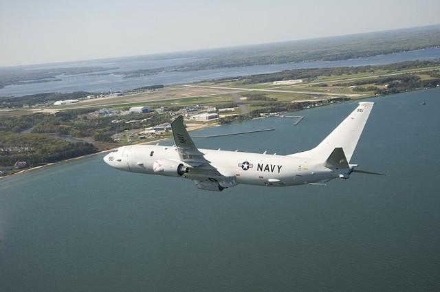 P-8A chỉ phát huy hiệu quả ở những khu vực nhỏ