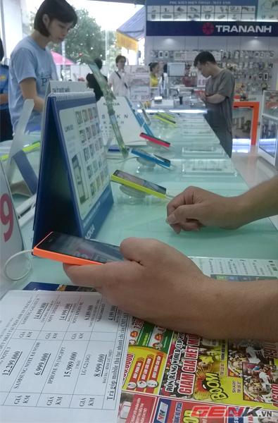 Thị trường cuối tháng 6: Zenfone hạ nhiệt và sự trở lại ngoạn mục của Lumia