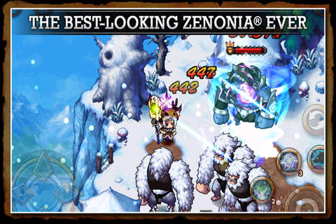Zenonia - Huyền thoại game nhập vai trên di động