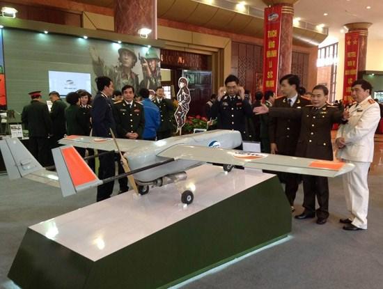 Viettel chế tạo thành công máy bay không người lái
