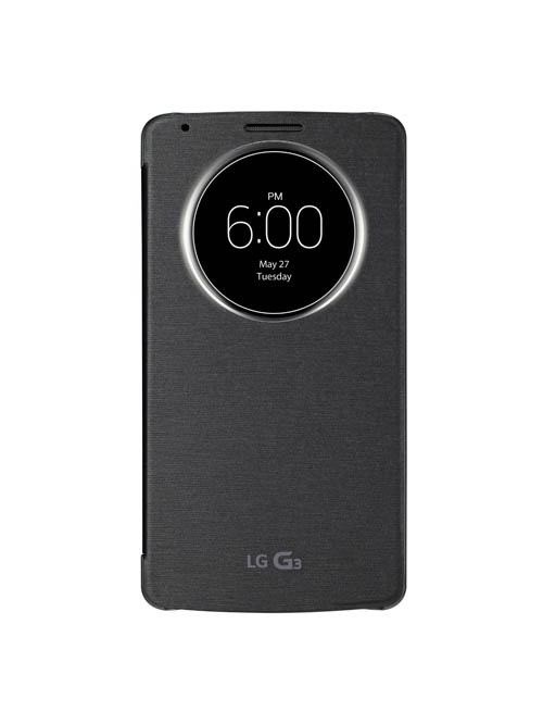 New LG QuickCircle case with expanded powers