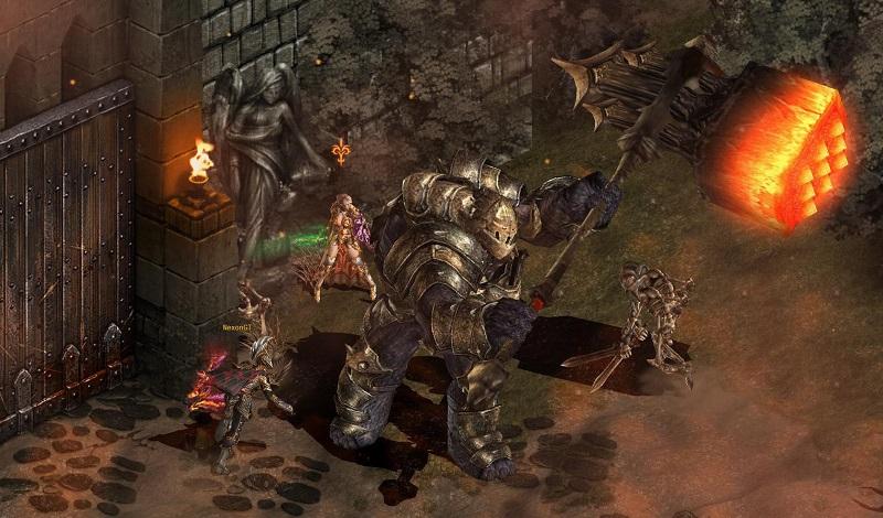 Game thủ Việt sắp được chiến game 18+ Dark Blood qua Steam