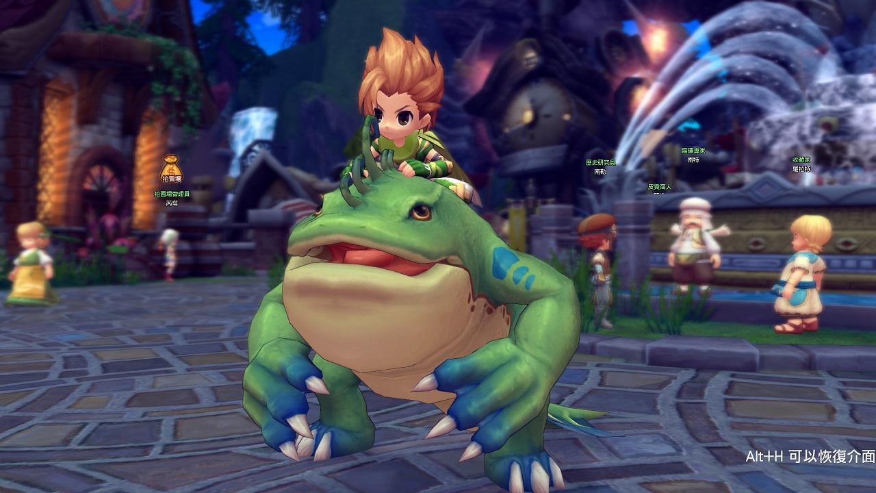 Cận cảnh game nhập vai Dragon Slayer ngày thử nghiệm