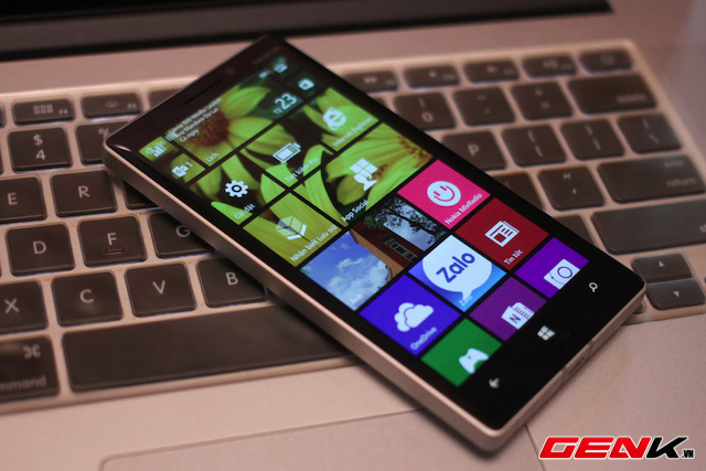 Microsoft Việt Nam chính thức ra mắt Lumia 930, giá 12,9 triệu đồng