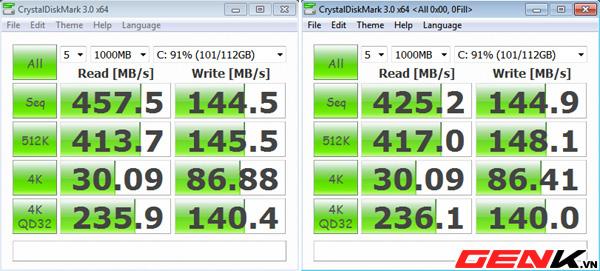 Đánh giá ổ cứng kép WD Black2: Quá nhanh cho laptop!