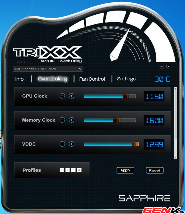 Đánh giá Sapphire R7 265 Dual-X: Đoàn quân đỏ trỗi dậy