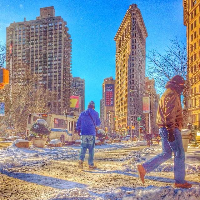 Những thành phố như thế này chắc chắn sẽ hấp dẫn hơn với những du khách nếu như nó có tuyết rơi.