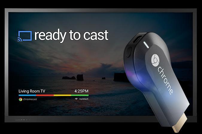 Chromecast - một trong những sản phẩm tiện ích được ưa chuộng nhất của Google