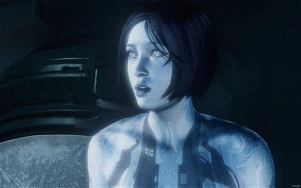 Thánh cô Cortana trở thành nhân vật hot nhất trong mùa WC năm nay.