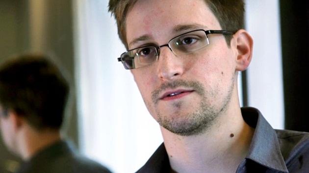 Edward Snowden - người tiết lộ hàng loạt bí mật chấn động của tình báo Mỹ.