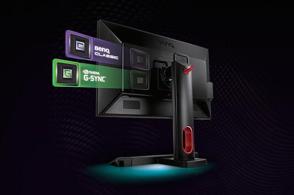 BenQ ra mắt màn hình mới cho game thủ, hỗ trợ Hybrid Engine G-SYNC