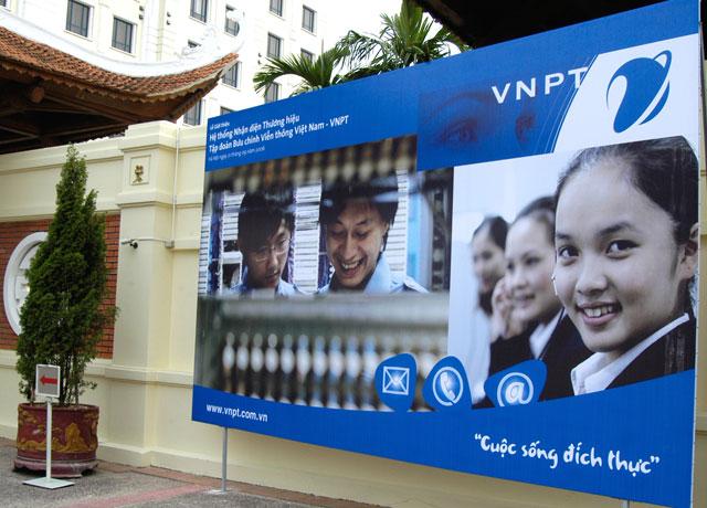 Toàn bộ dịch vụ viễn thông của VNPT sẽ quy về một mối