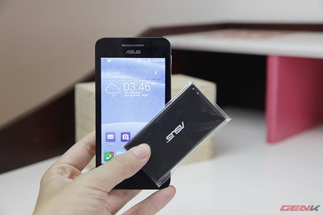 Mở hộp Asus Zenfone 4 chính hãng bán ra từ ngày hôm nay (21/5)