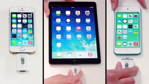 iStick: USB dành cho thiết bị iOS đầu tiên trên thế giới