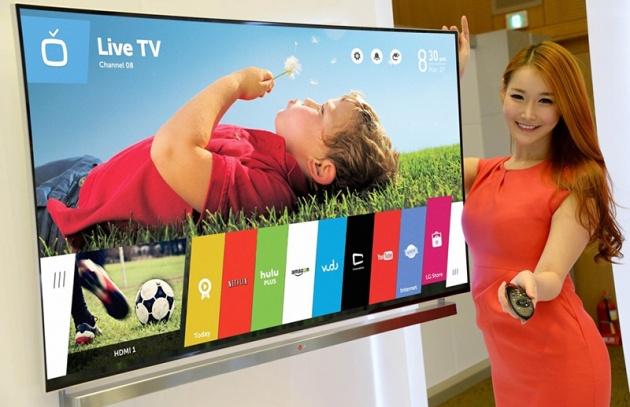 Smart TV của LG sẽ được trang bị nhiều tính năng hấp dẫn dựa trên nền tảng mới.