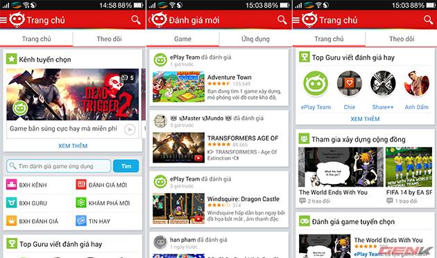 Mạng xã hội chia sẻ ứng dụng di động đầu tiên xuất hiện tại Việt Nam