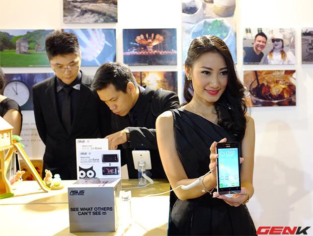 Trên tay nhanh Asus Zenfone trong buổi ra mắt tại thị trường Đông Nam Á