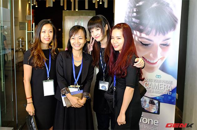 Nhóm marketing Asus Đông Nam Á và Việt Nam.