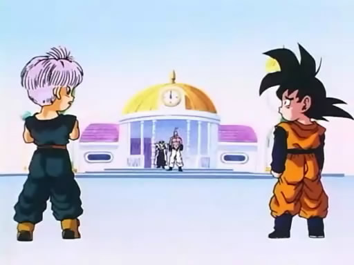 Tại sao Cells, Frieza hay Majinbuu không được tập trong phòng này để công bằng cho cả đôi bên?