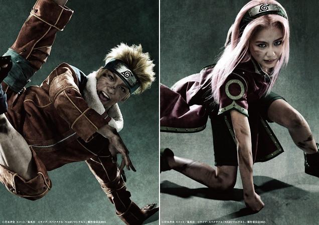 Ảnh minh họa (lấy từ vở nhạc kịch Naruto - Mong rằng phim cũng sẽ chất được như này).